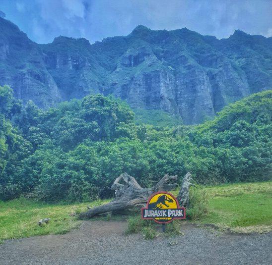 Jurassic Park location in Hawaii