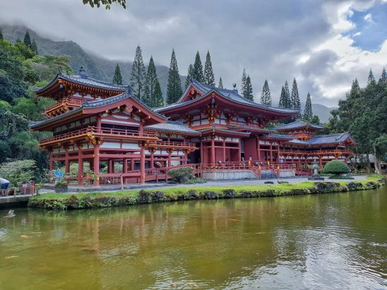Oahu Itinerary - Byodo-In Temple