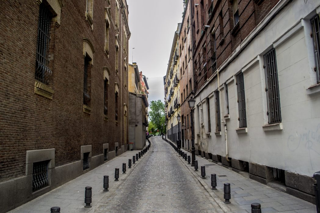 Walking around is one of the best things to do in Madrid
