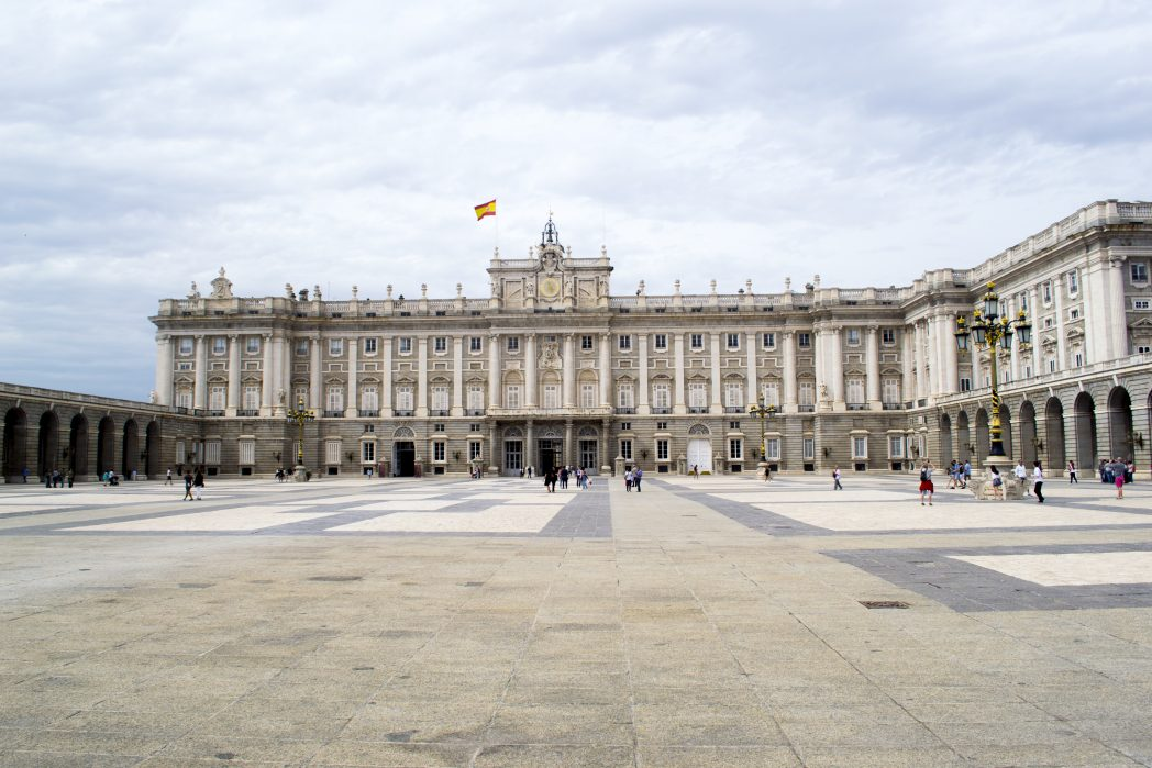 Royal Palace, one of the best things to do in Madrid