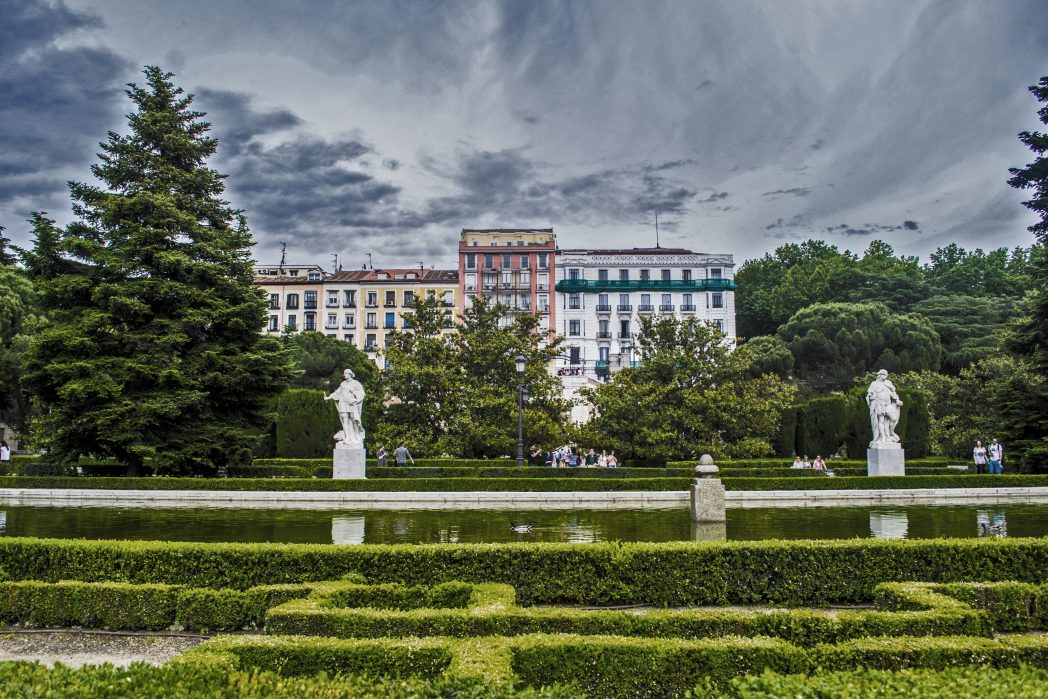 Things to do in Madrid - exploring parks
