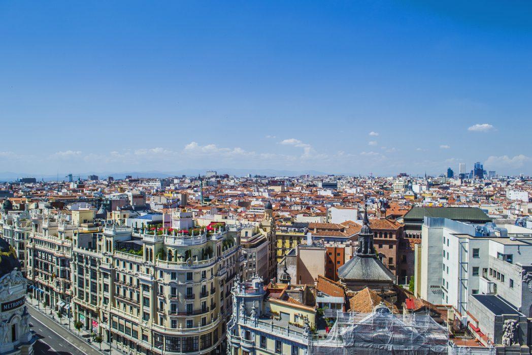 Best places in Madrid - Circulo de Bellas Artes