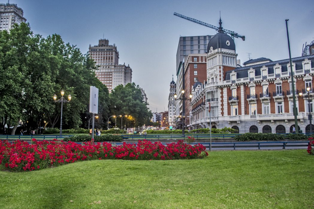 Best places in Madrid