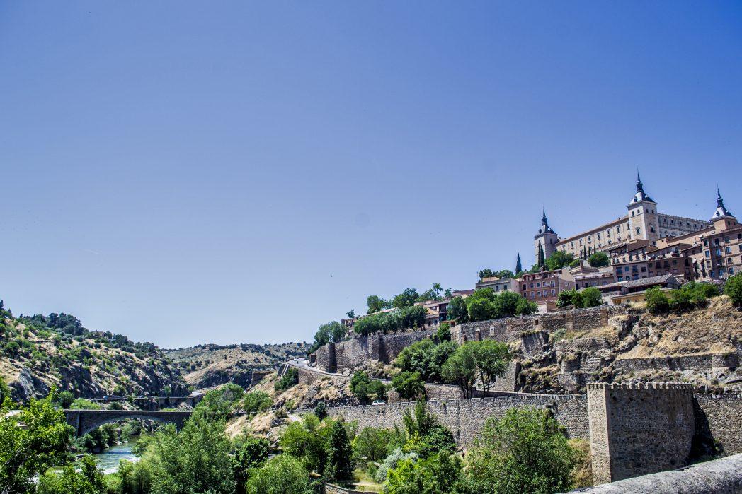 Visit Toledo - one of the best cities in Spain