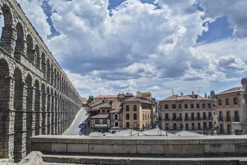 Segovia Aqueduct, things to do around Madrid