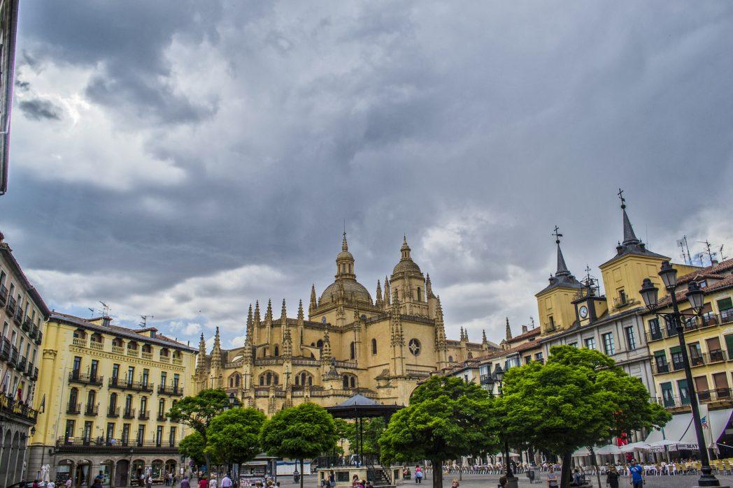 Visit Segovia