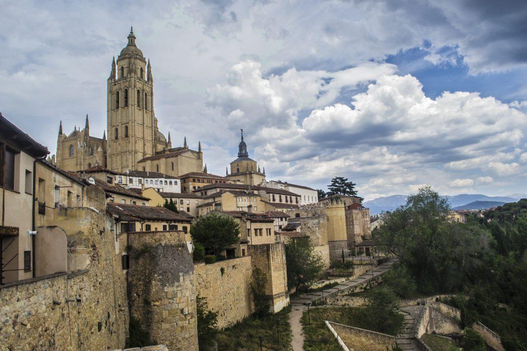 Visit one of Spain's best - Segovia