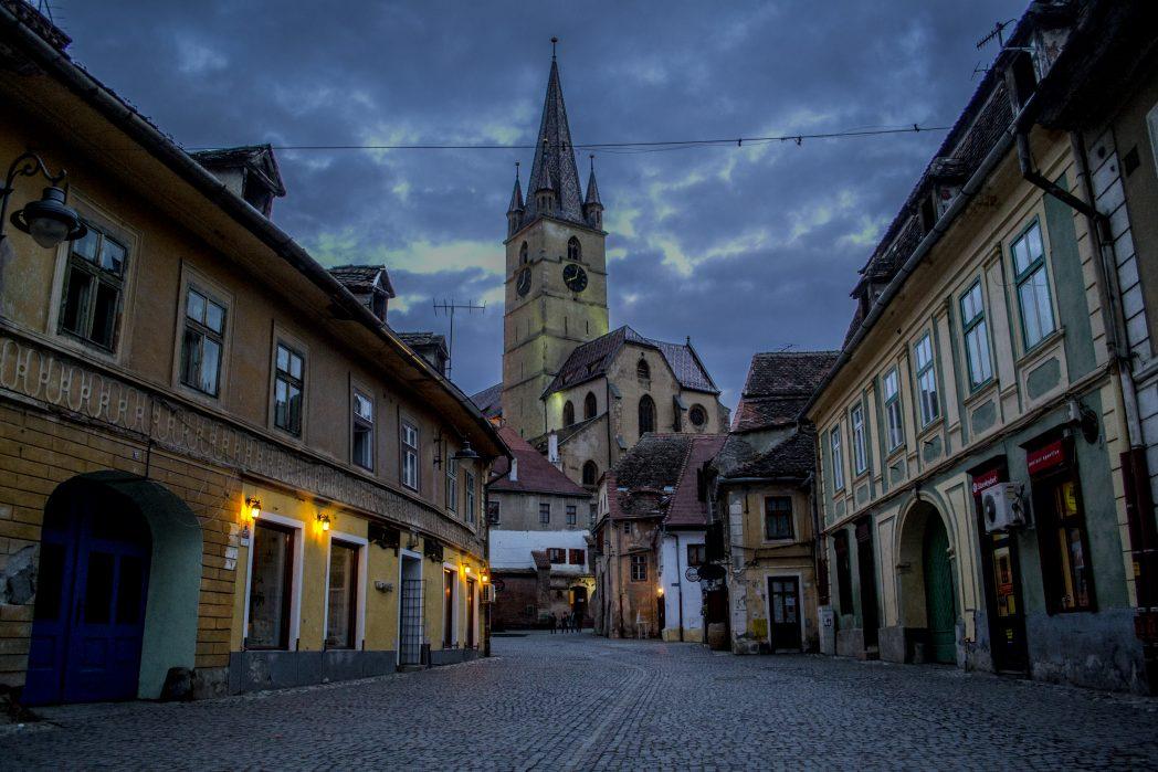 Sibiu - Best places in Romania
