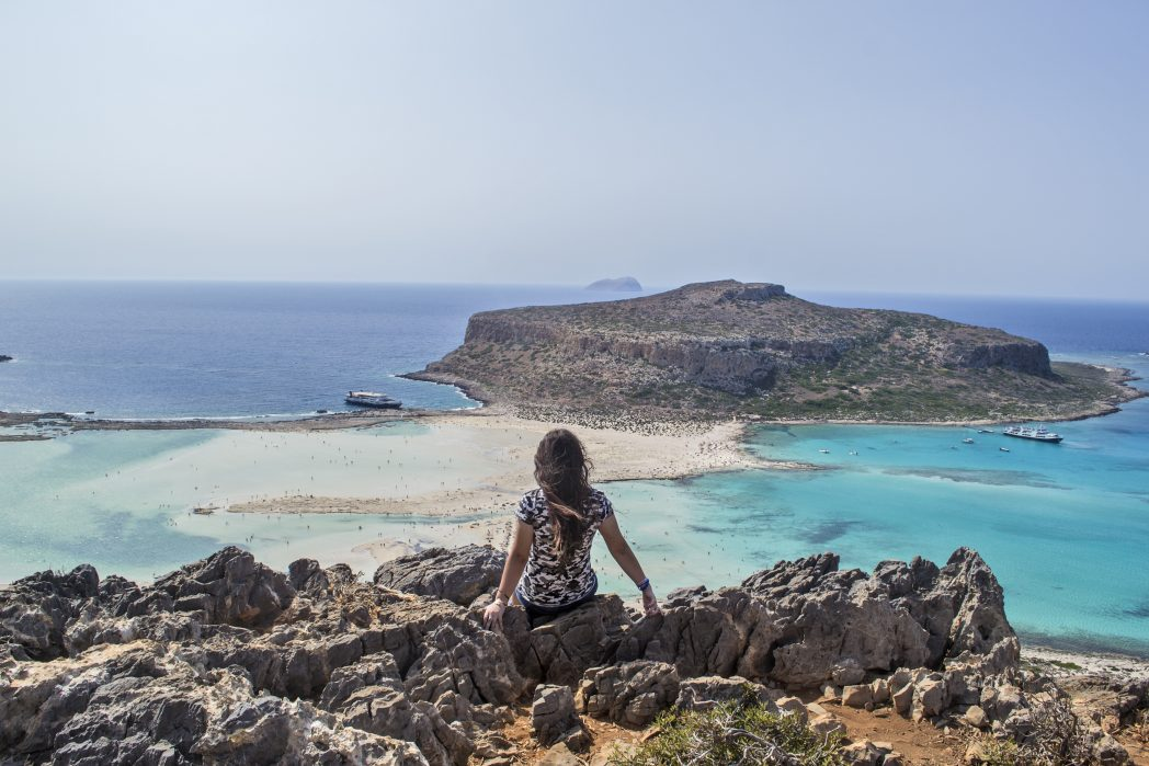 Balos - one of the best places to visit in Crete