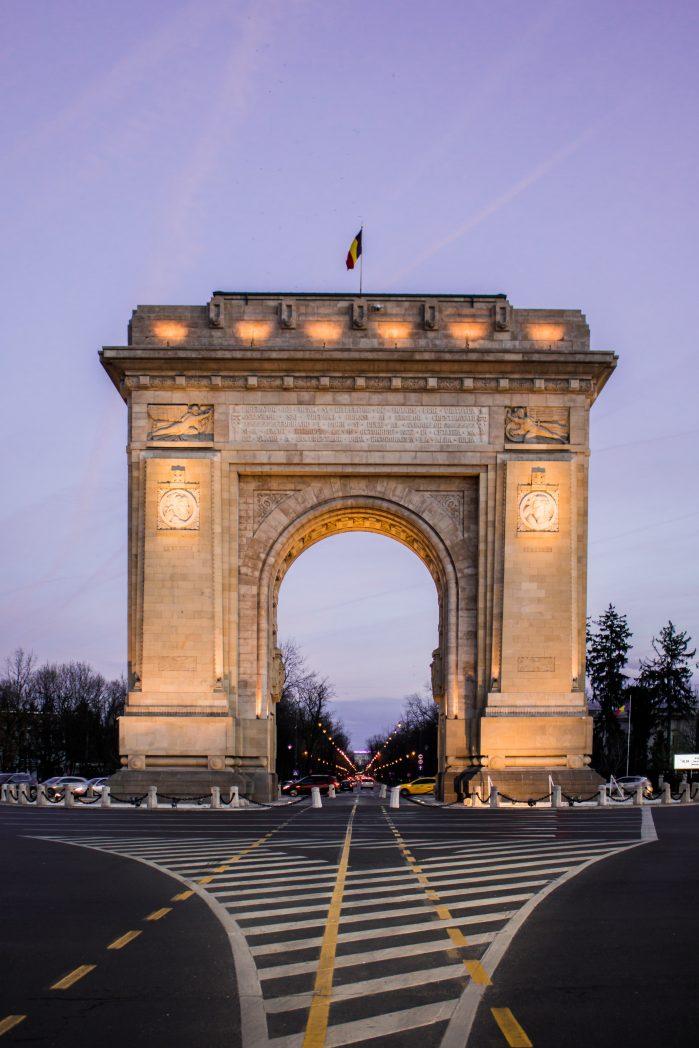 Bucharest - best cities in Romania
