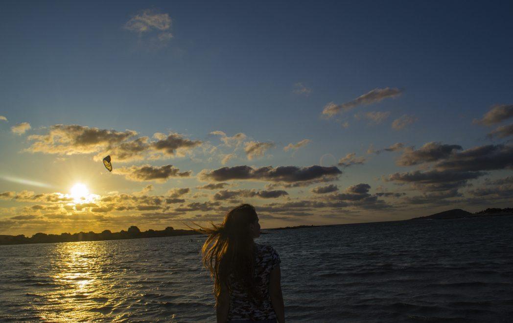 Sunset view - Elafonisi Beach