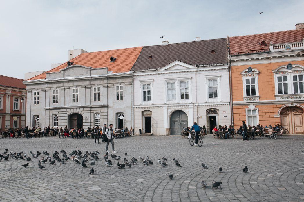 Timisoara  - best cities in Romania