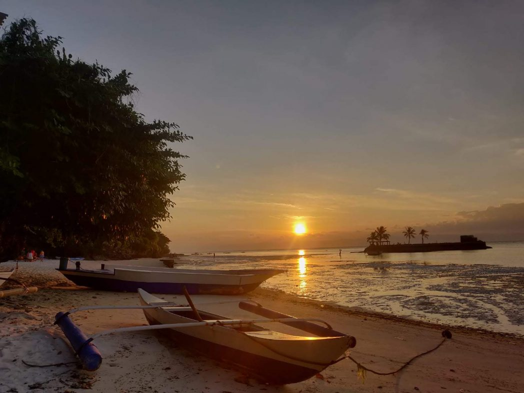 Best places to see the sunset in Bohol