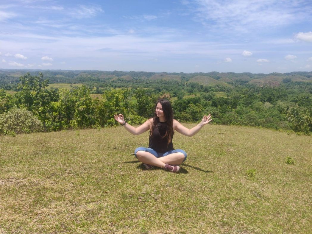 Chocolate Hills - one of the most beautiful places in Bohol